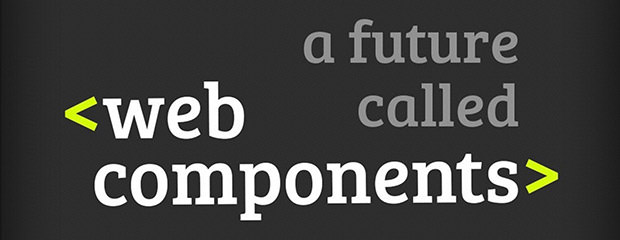 A future called Web Components