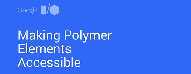 Making Polymer Elements Accessible