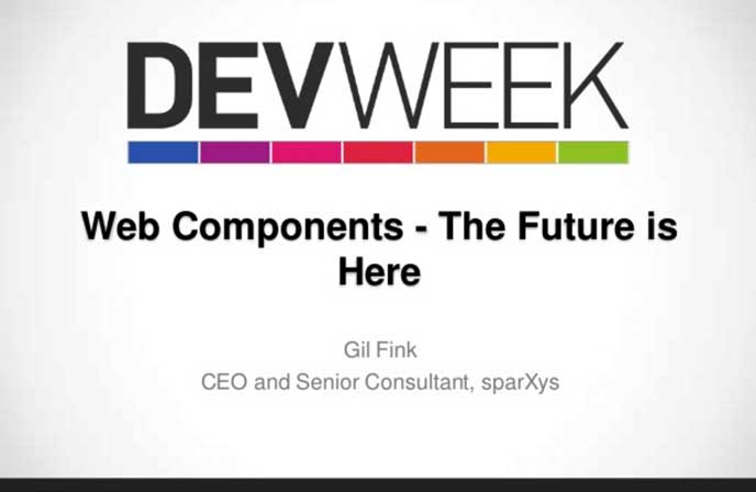 Web Components – The Future is Here
